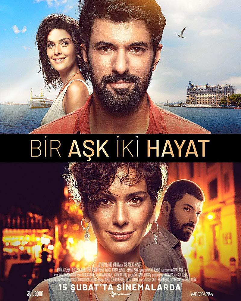 "Bir Ask Iki Hayat ""Un amour deux vies"" Score: 9 / 10"