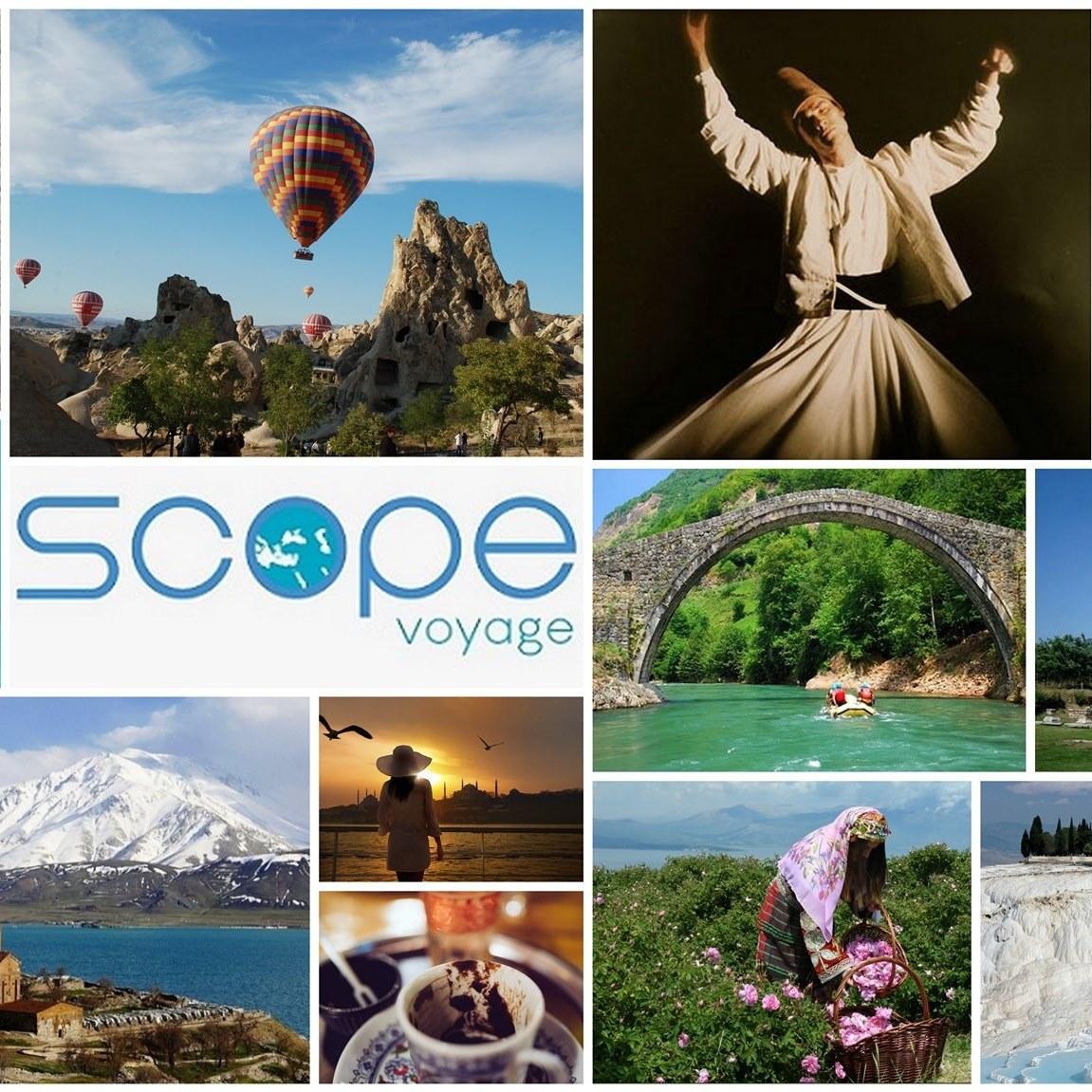 Scope Voyage Turquie