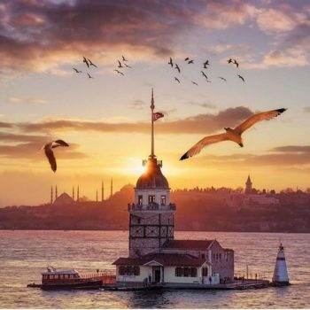 De Paris à Istanbul & d'Istanbul à Bodrum – Rencontre avec Engin Akyürek – Première partie